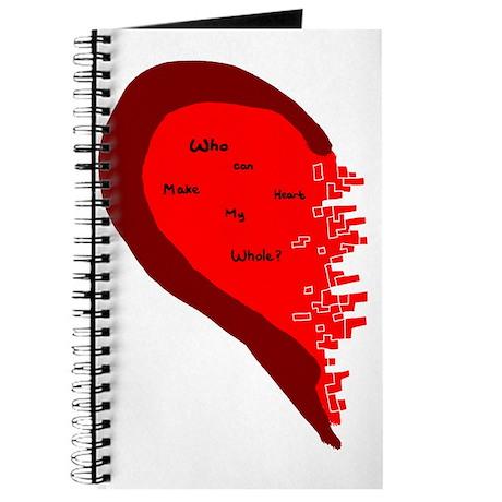 heart whole Journal
