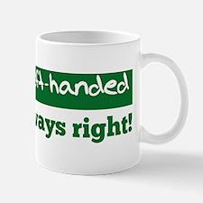 left_handed_gr Mug