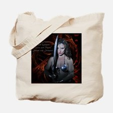 Warrioress Tote Bag