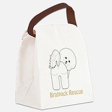Bratpack1TK Canvas Lunch Bag