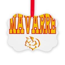 Navarre Lynx Ornament