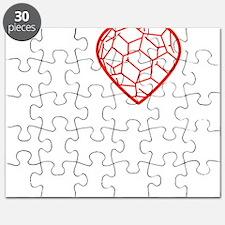 I heart Nano tshirt transparent Puzzle