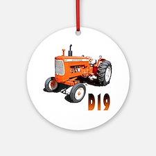 AC-D19-10 Round Ornament