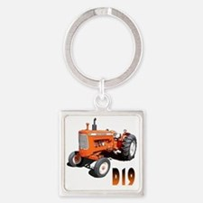 AC-D19-10 Square Keychain