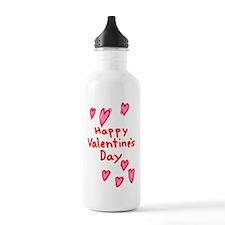 valentines Water Bottle
