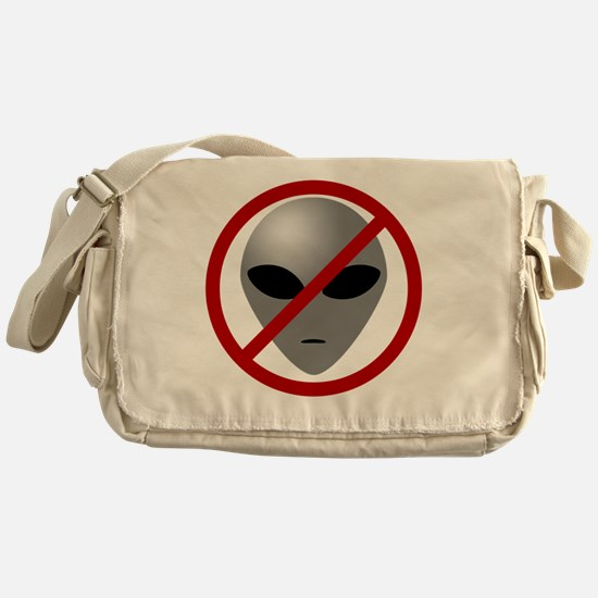 AlienBuster Messenger Bag