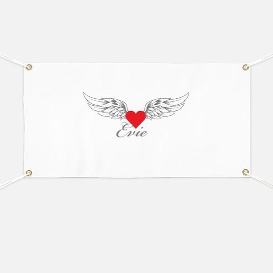 Angel Wings Evie Banner
