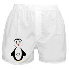 make a wish on love pen Boxer Shorts