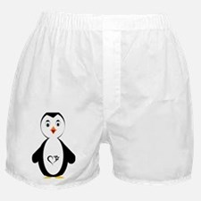 make a wish on love pen Boxer Shorts