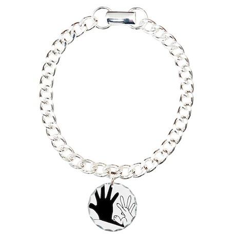 IEPURAS Charm Bracelet, One Charm