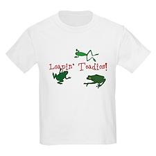Leapin' Toadies! Kids T-Shirt