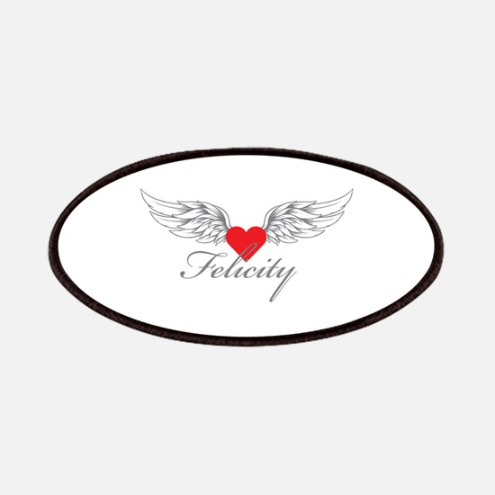 Angel Wings Felicity Patches