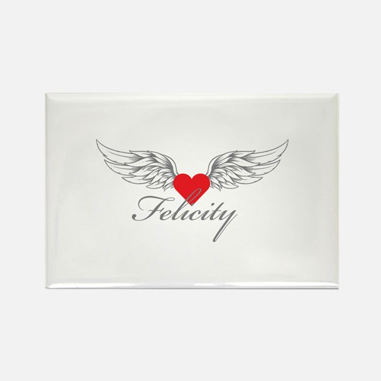 Angel Wings Felicity Magnets
