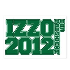 izzo Postcards (Package of 8)