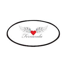 Angel Wings Fernanda Patches