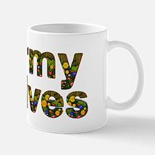 armywives2 Mug