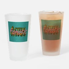 armywivesfanatic1 Drinking Glass
