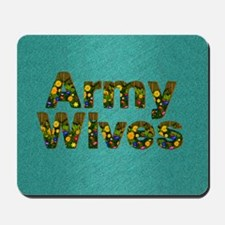 armywivessq Mousepad