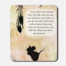 nativeamerican_journal_mouse Mousepad