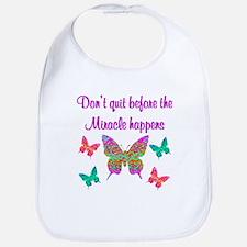 EXPECT MIRACLES Bib