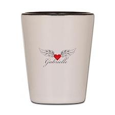 Angel Wings Gabrielle Shot Glass