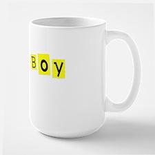 Hilariously Funny Germ Boy Mug