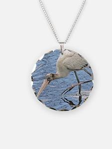 wood-stork Necklace