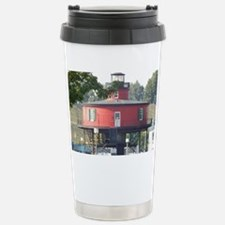 Baltimore Lighthouse Stainless Steel Travel Mug