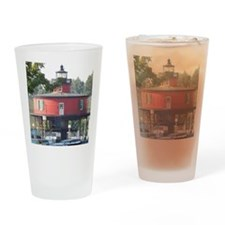 Baltimore Lighthouse Drinking Glass
