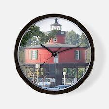 Baltimore Lighthouse Wall Clock