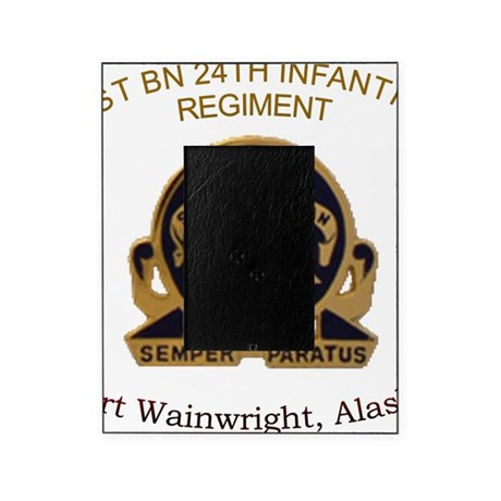 1st bn 24th INF Picture Frame