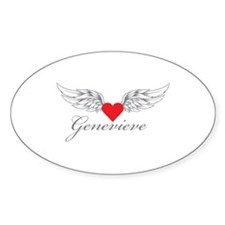 Angel Wings Genevieve Decal