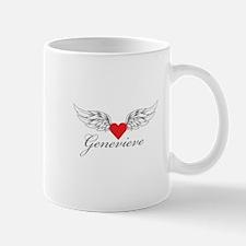 Angel Wings Genevieve Mugs