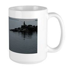 child fishing Mug
