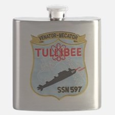 tullibee patch transparent Flask