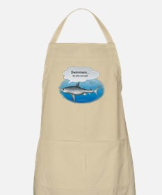 Swimmers- other red m BBQ Apron