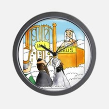 Zeus1 Wall Clock