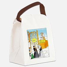 Zeus1 Canvas Lunch Bag