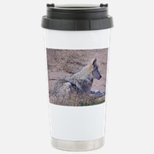 mexican-wolf Stainless Steel Travel Mug