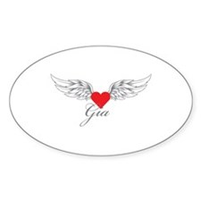 Angel Wings Gia Decal