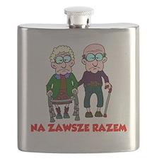 Na Zawsze Razem Shirt Flask