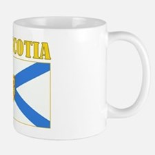 Nova Scotia-Flag Mug
