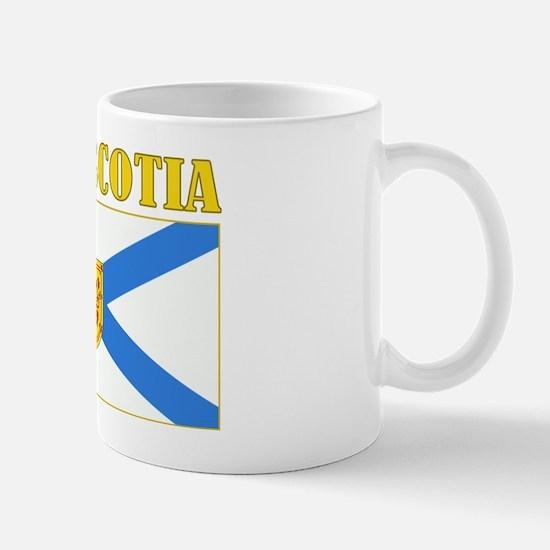 Nova Scotia-Flag Mug