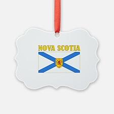Nova Scotia-Flag Ornament