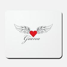 Angel Wings Giana Mousepad