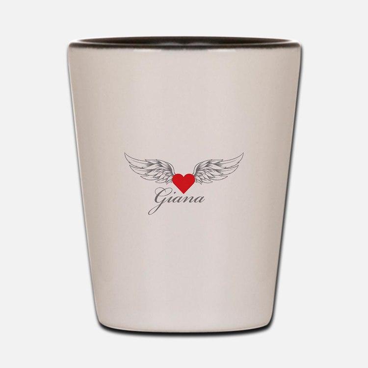 Angel Wings Giana Shot Glass
