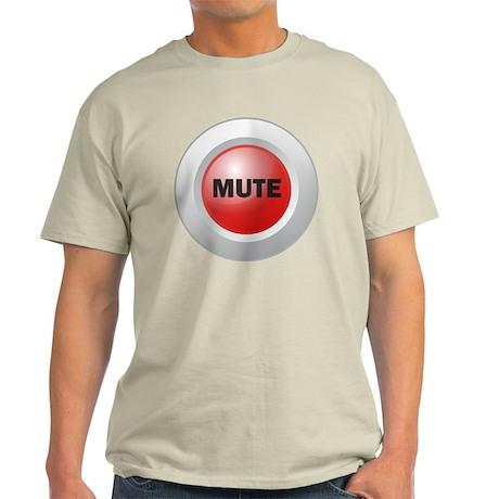 Mute Button Light T-Shirt
