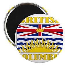 British Columbia-Flag Magnet