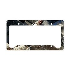 Call of Duty License Plate Holder