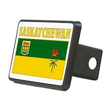 Saskatchewan-Flag Hitch Cover